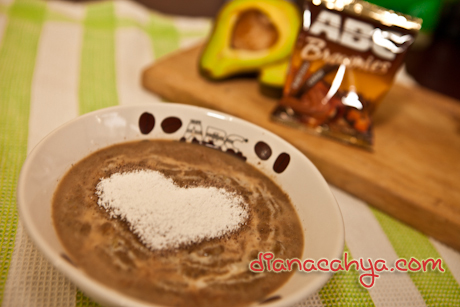 ES MOCCA ABC BROWNIES COFFEE