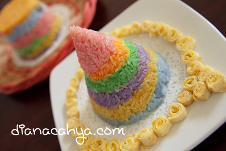 JUICY RAINBOW RICE