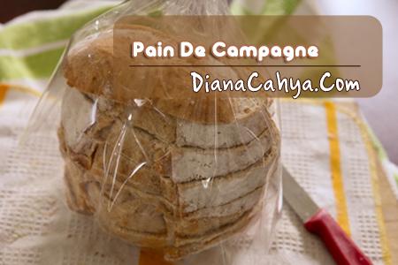 PAIN DE CAMPAGNE 3