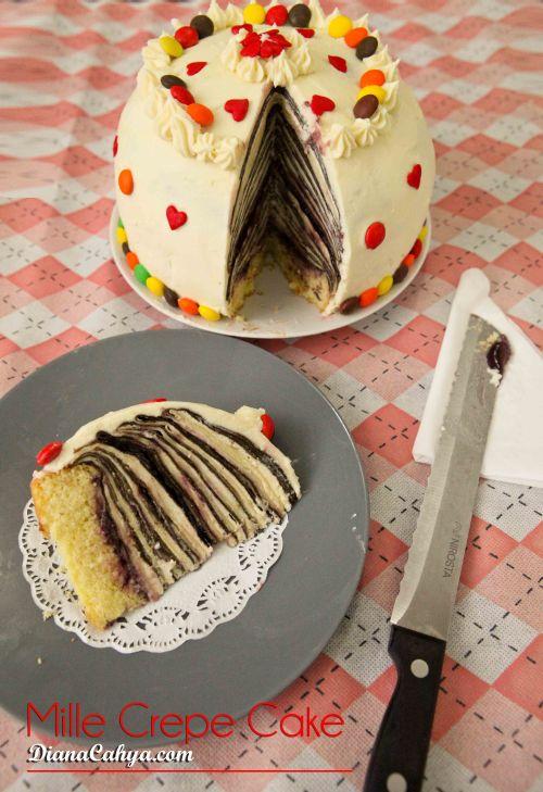 MILLE CREPE CAKE 1r
