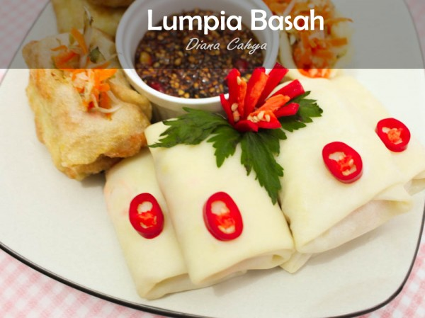 LUMPIA BASAH