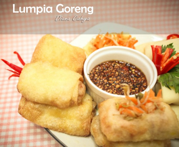 LUMPIA GORENG