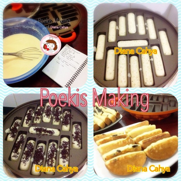 PUKIS making
