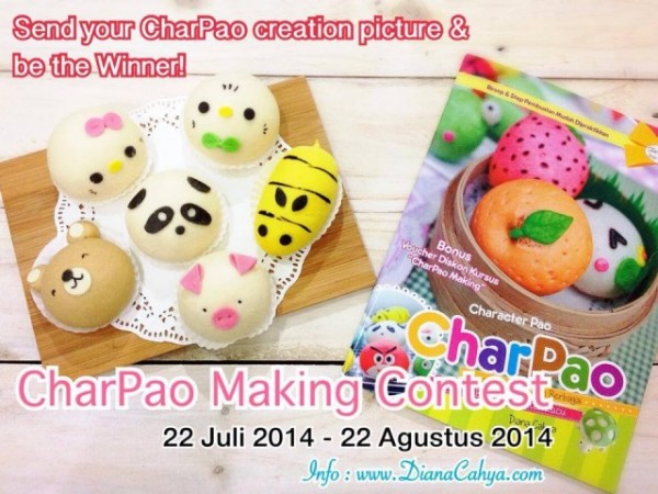 CHARPAO MAKING CONTEST