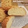 Roti Soboro dengan Ragi Alami